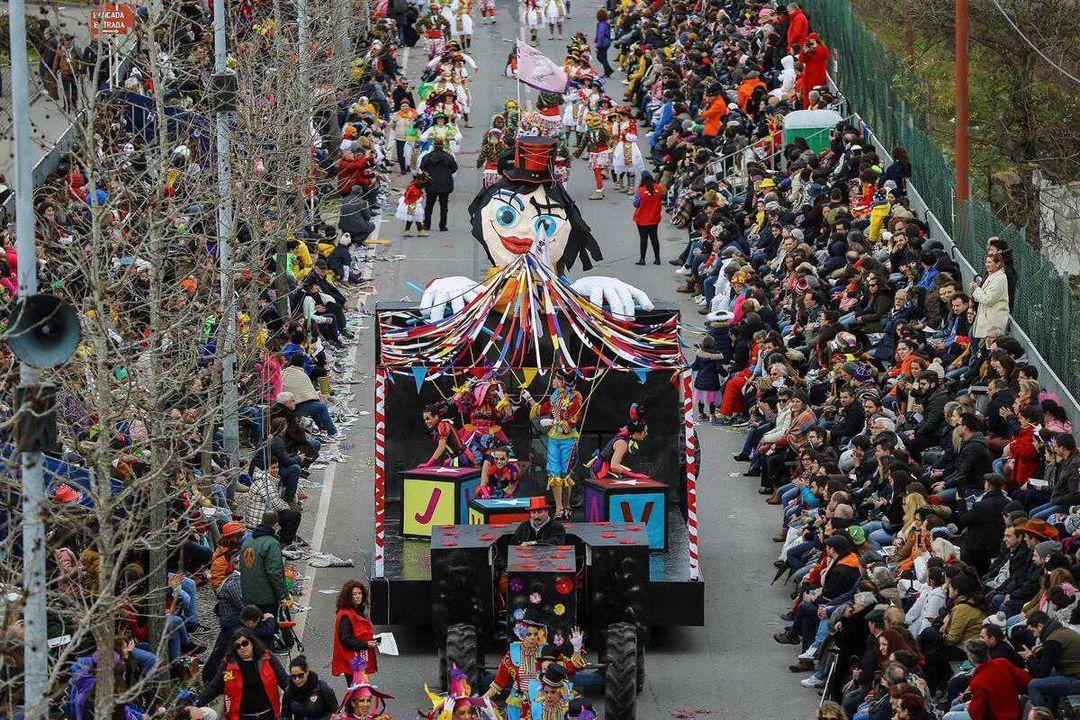 """""""Acho que algumas pessoas se vão aperceber que conseguem viver sem o carnaval"""""""
