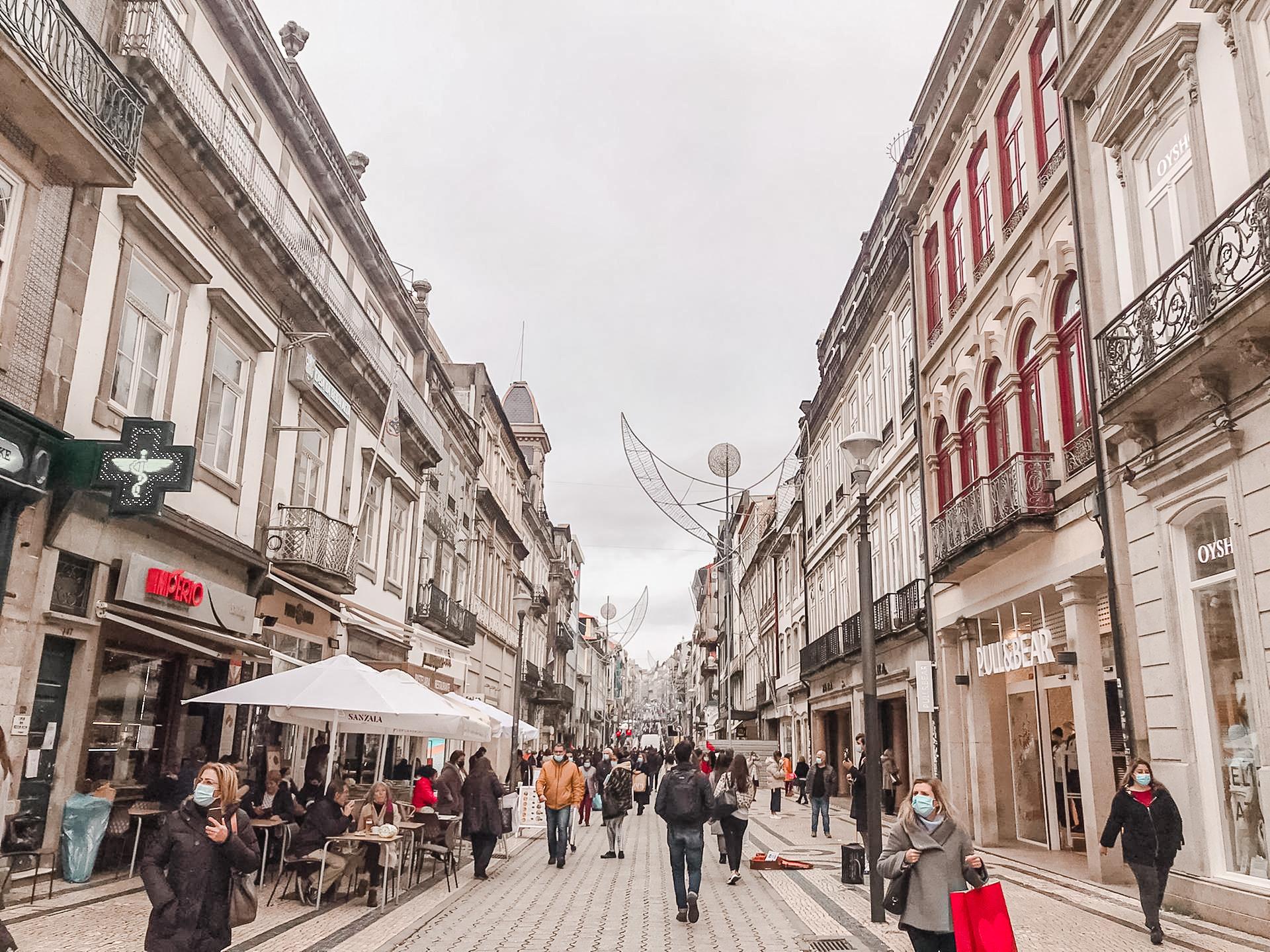 Rua de Santa Catarina é um espetáculo aberto a todas as pessoas