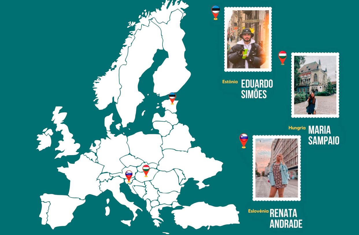 Pandemia não demoveu estudantes portugueses de fazer ERASMUS