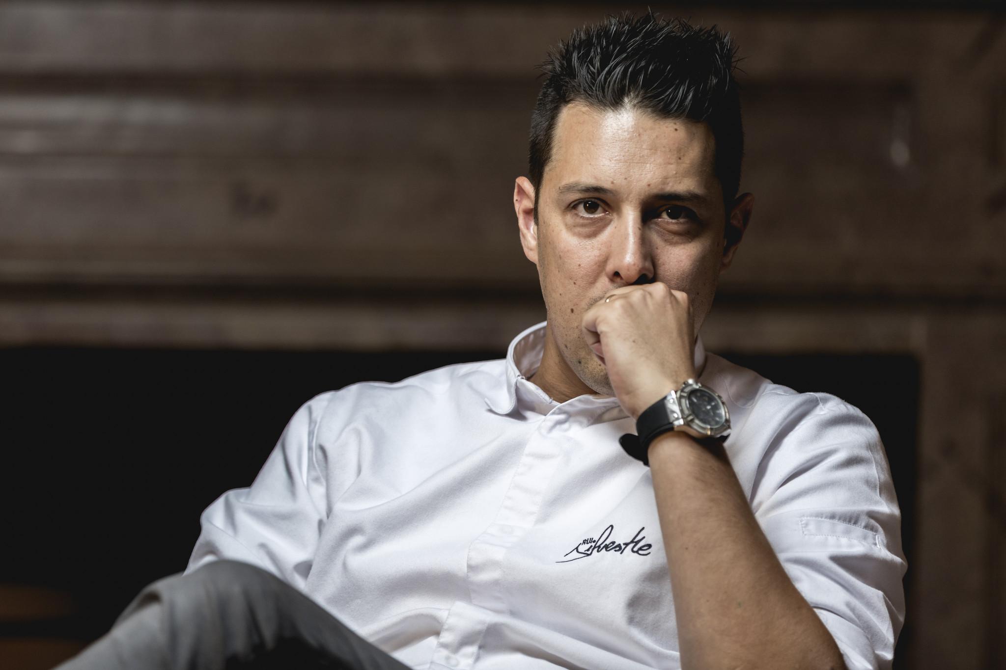 Alimentar a Saúde: O Chef  Estrela Michelin que cozinha para quem mais precisa