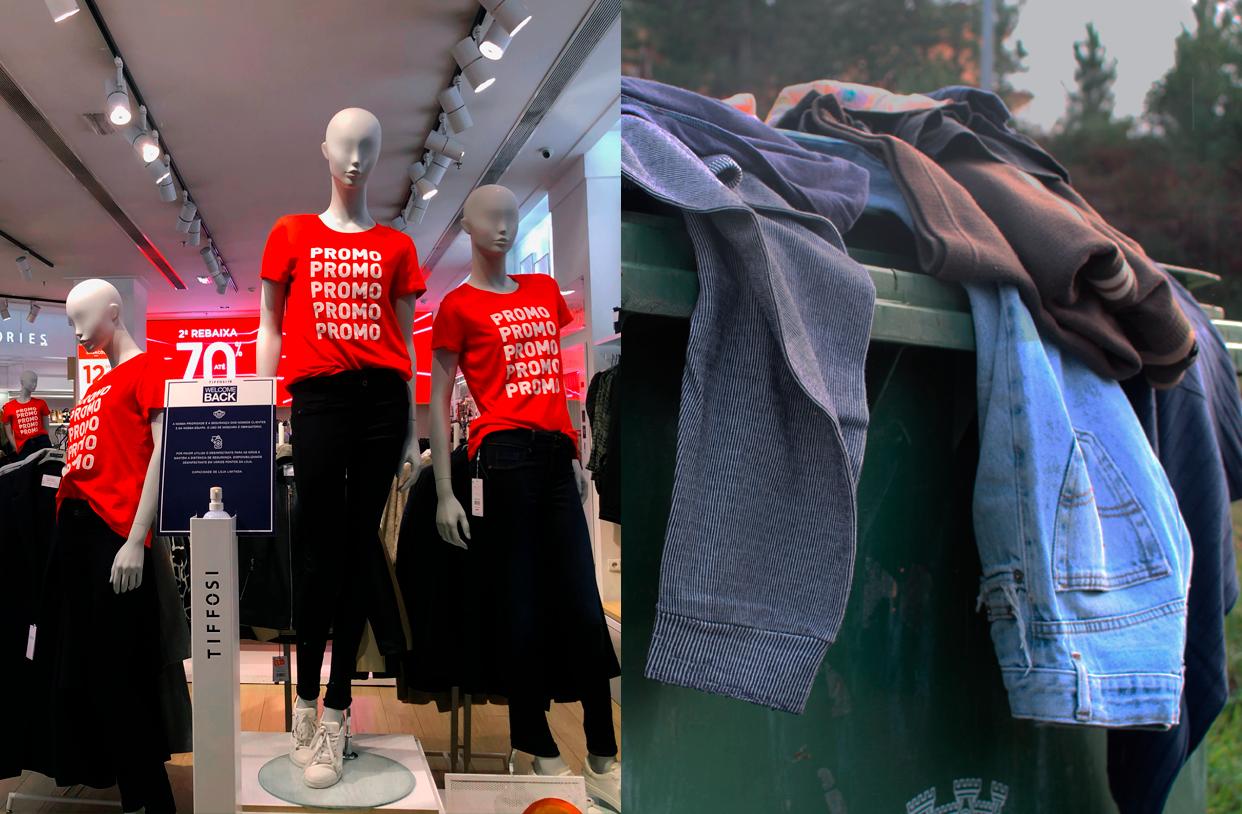 """Novos Caminhos da Sustentabilidade na Moda: Da venda em segunda-mão à """"slow fashion"""""""