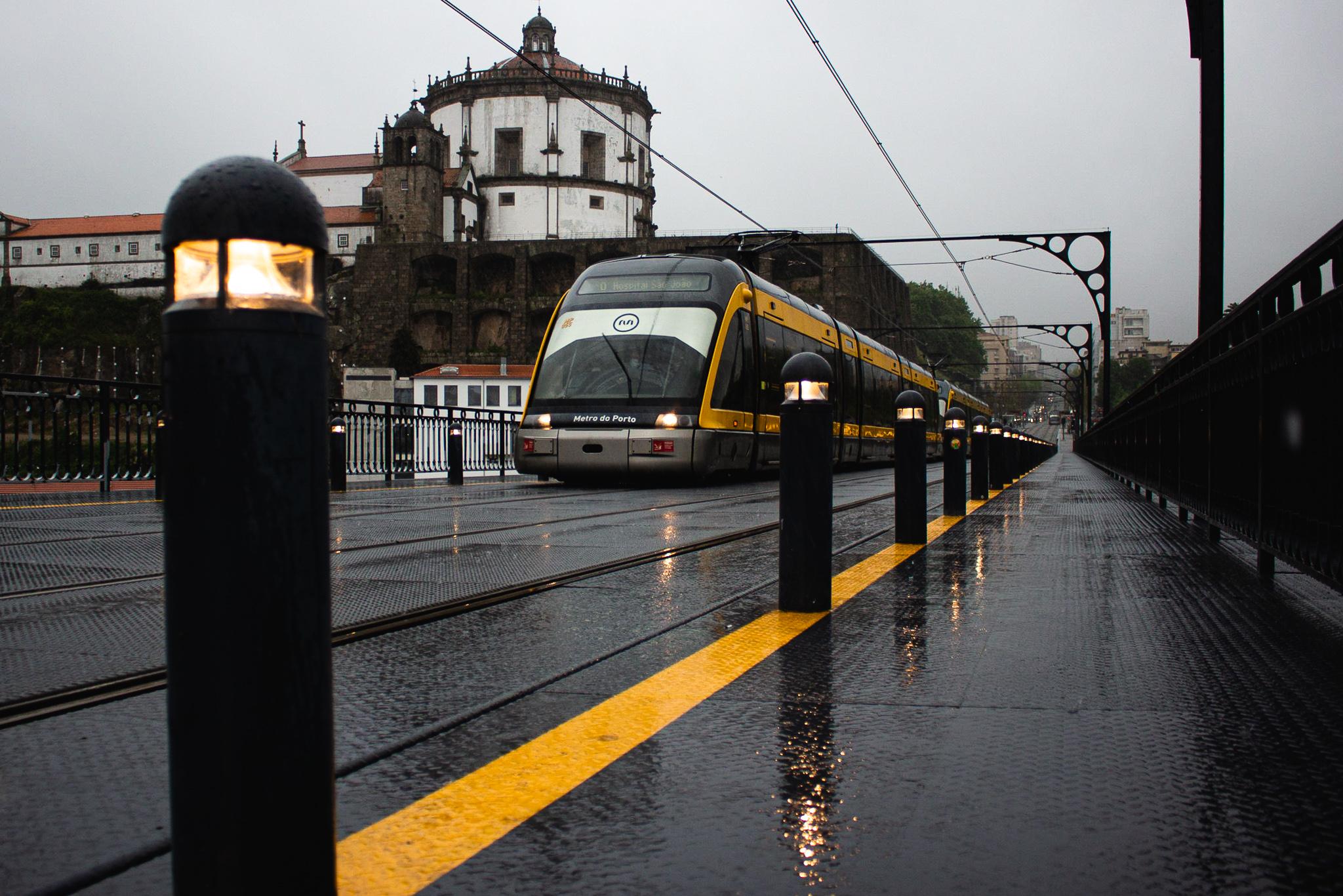 Metro do Porto: a expansão promete melhorar a vida dos Portuenses
