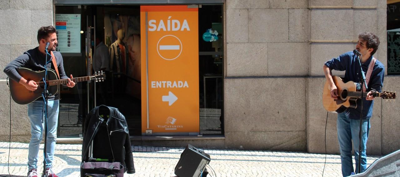 Histórias de Rua contadas pelos Artistas de Santa Catarina
