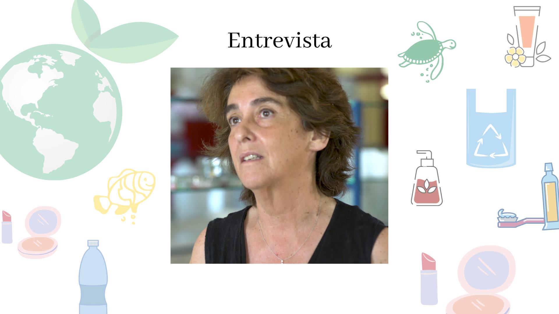 """""""Os produtos bio são muitas vezes publicidade enganosa"""", diz Paula Sobral"""